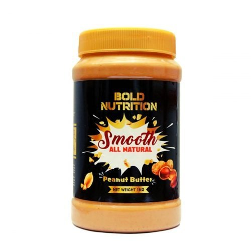 Bold Nutrition Smooth Peanut Butter